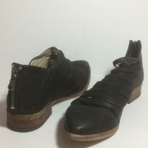 Free People Lost Valley Ankle Boot Sz 37 B…